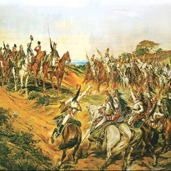 A história da Independência do Brasil